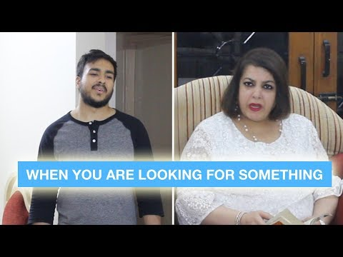 When you're looking for something ⎜Super Sindhi
