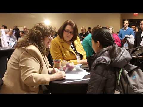 Calgary job fair