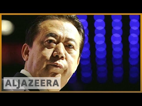 🇨🇳 Interpol chief Meng Hongwei resigns after detention in China | Al Jazeera English