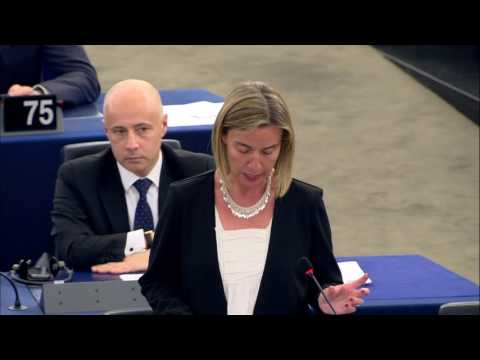 Closing statement by Federica Mogherini at the EP on Agenda 2030 and Sustainable Development Goals