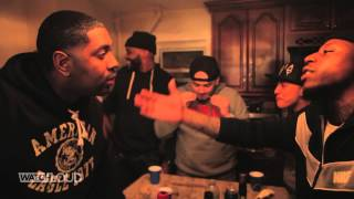 Aye Verb vs K-Shine Argument: Road To Total Slaughter - The Chopping Block Ep. 2