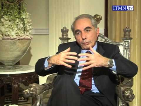 Giuliano Amato, Former Prime Minister of Italy on EU becoming a super state