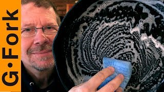 Can You Clean Cast Iron With Soap? | GardenFork