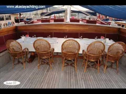 Parlak M, Luxury Yacht Charter in Turkey
