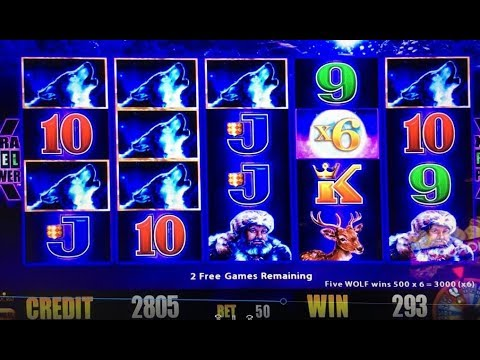 Akafuji Slot★super Big Win★free Play Timber Wolf 5c Slot