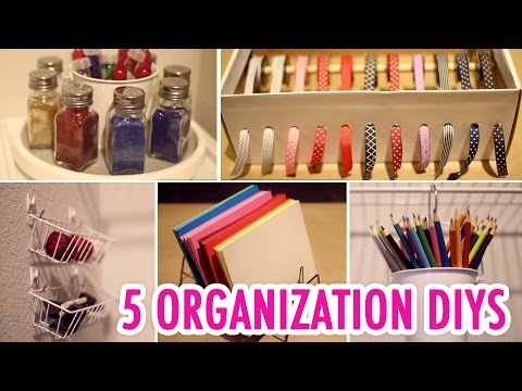 5 Easy Craft Supply Organization DIYs - HGTV Handmade