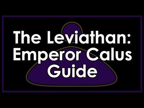 Destiny 2: The Leviathan Raid - Emperor Calus Strategy Guide