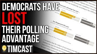 Tim Pool Democrats Have LOST Their Polling Advantage, Social Justice Policy VERY Unfavorable