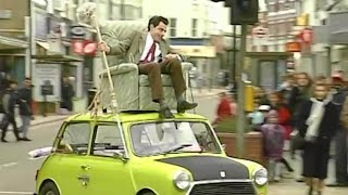 Do-It-Yourself Mr. Bean  episode 9  Classic Mr. Bean