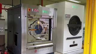 Máy Giặt Công Nghiệp Cho Khách Sạn - 30 - 50 - 70 - 100 Phòng