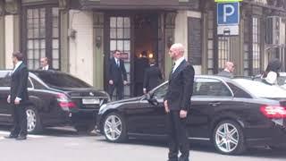 Что делал Путин в ресторане Клод Моне. Кухня в России