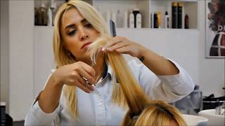 HAIR academy — Курс Техники женских стрижек DESSANGE