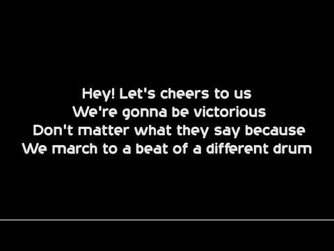 Sleeping With Sirens - Cheers Lyrics Video