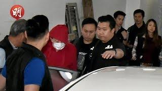 女銀行家打肉毒菌不治 李宏邦被捕 報稱事主哮喘求醫 3.5小時後始告知醫院曾注射