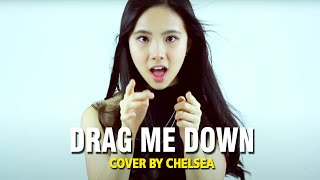 Video One Direction - Drag Me Down cover by Chelsea download MP3, 3GP, MP4, WEBM, AVI, FLV Oktober 2017