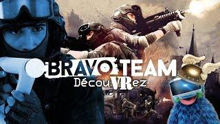 DécouVRez : BRAVO TEAM | Mon Avis Personnel (PSVR sur PS4 Pro) | VR Singe