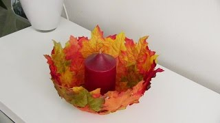 Tazon de Hojas (Leaf Bowl)