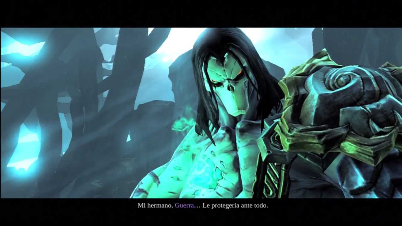 Darksiders 2 - The Final Boss Absalom Avatar of Chaos ...