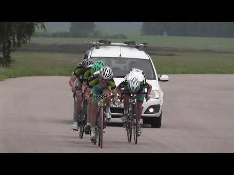 Велогонка на приз А.Винокурова среди юношей(2003-2004) 2 этап командная гонка 40 км