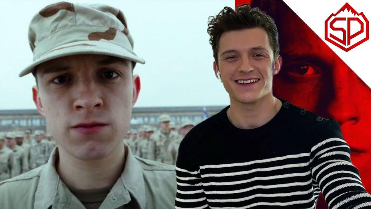 Download Том Холланд: «Я танцевал перед сотней поющих солдат»   Интервью к фильму Черри / По наклонной