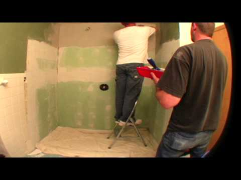 Bathtub to Shower in minutes - Time Lapse