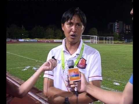 ข่าวกีฬา 20 พค 56 ฟุตบอล AIS ลีก ภูมิภาค ดิวิชั่น 2 โซนภาคอีสาน อุดรธานี FC 0 - 0 หนองคาย FT