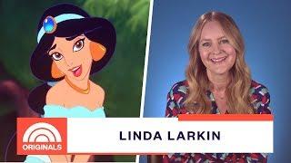 Original Voice Of Jasmine In 'Aladdin' Re-Enacts Her Character's Best Lines | TODAY Original