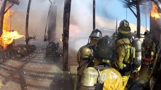 El Camino Fire Academy Class 135 Chevron 2