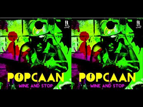 Popcaan - Wine & Stop (Raw) - May 2013   @GazaPriiinceEnt