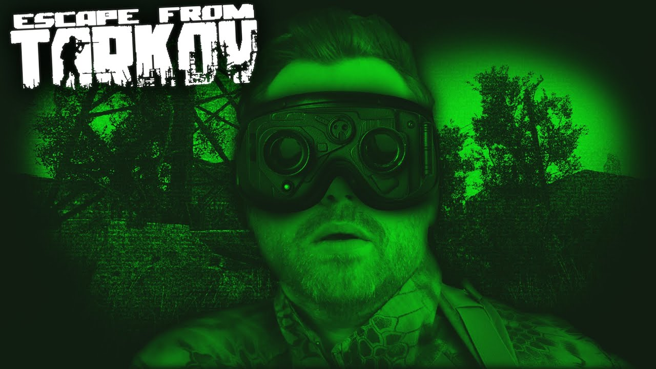 Our First NIGHT RAID! (Escape From Tarkov)