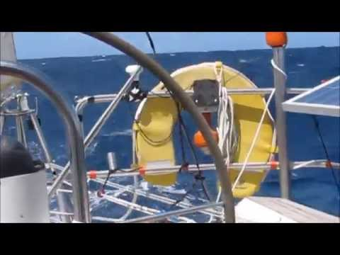 Single handed sailing - Indian Ocean - rough weather - Beyond