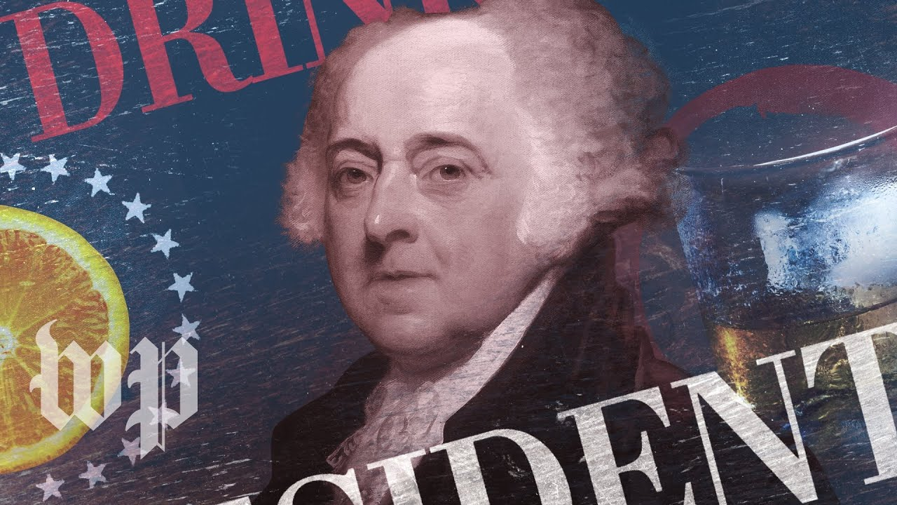 John Adams's Independence Punch: All the Presidents' Drinks