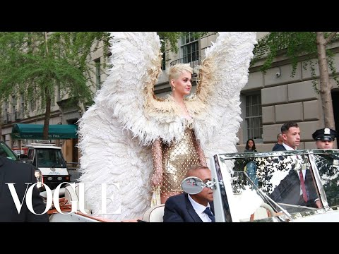 Inside Katy Perry's Over the Top Met Gala | Vogue
