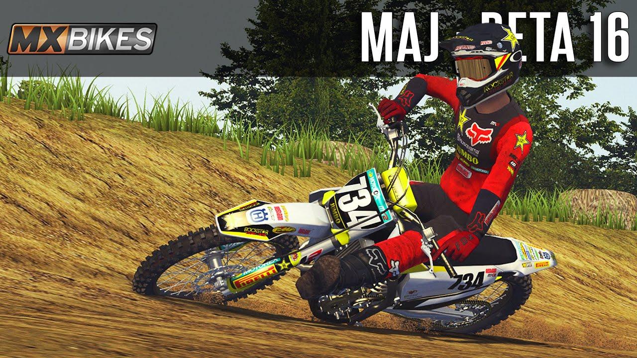 Mx Bikes : Beta 16 | Découverte & Gameplay FR