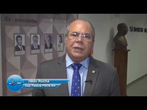 Hildo Rocha defende royalties de minérios para municípios maranhenses