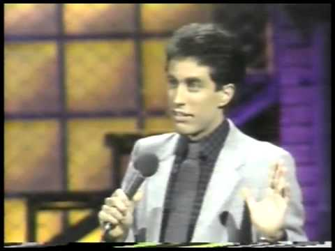 Comedy - Smothers Brothers Host Young Comedians - Jerry Seinfeld & Maureen Murphy -