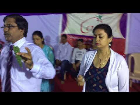 Hypnotism Show By Nawnath Gaikwad in Hindi 9823900253