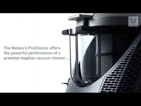 BOSCH BGS51442 RELAXXu0027X Sledestofzuiger / Aspirateur Traîneau   Product  Video Vandenborre.be