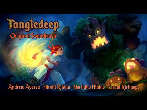 Tangledeep - Complete Original Soundtrack (16-bit Dungeon Crawler / RPG)
