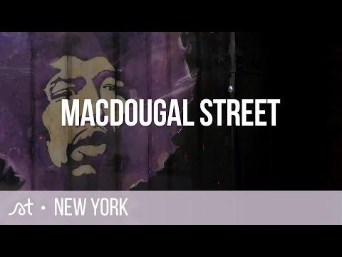 MacDougal Street | Greenwich Village | New York