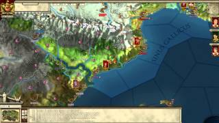 Alea Jacta Est — Roman Civil War Walkthrough