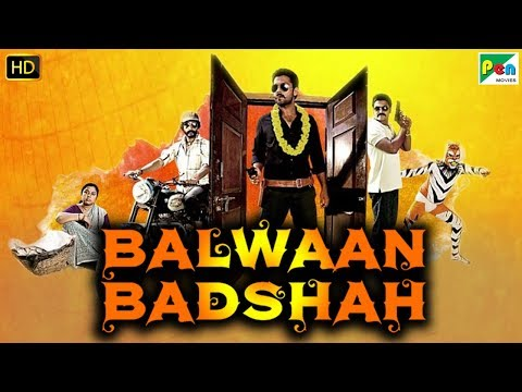 Balwaan Badshah | Full Hindi Dubbed Movie | Rakshit Shetty, Yagna Shetty, Rishab Shetty