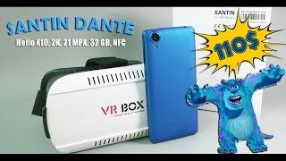 Итальяно-китайский монстр за 110$: SANTIN DANTE – обзор альтернативы PPTV King 7