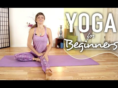 Beginners Flexibility Training - Full Body Yoga For Flexibil