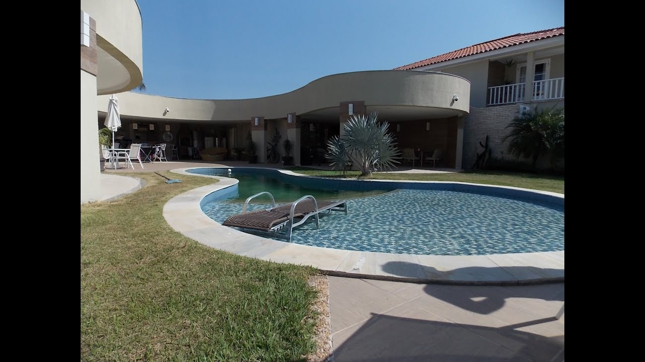 Casa Independente Cond Fechado Luxo 750 M Constru Da 5