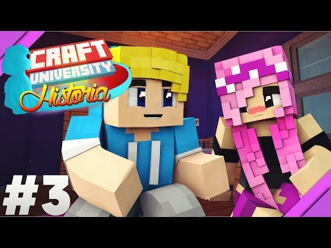 Passioni - CraftUniversity: Historia #3 (Minecraft Roleplay)