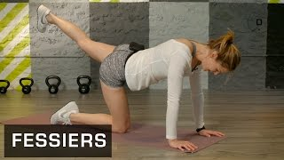 Fitness Master Class - Exercices Fessiers - Lucile Woodward