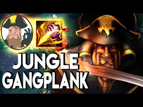 Tobias Fate - The ONE AND ONLY SPANKPLANK JUNGLE! Best Player in The TEAM | League of Legends