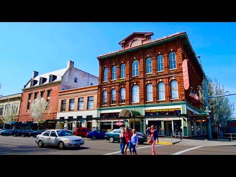 Downtown Salem, Oregon
