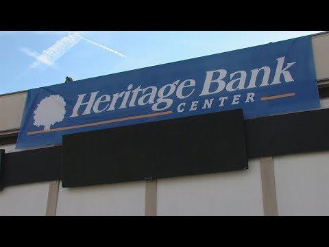 U.S. Bank Arena Now Called Heritage Bank Center